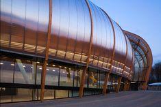 AD Classics: Limoges Concert Hall / Bernard Tschumi Architects