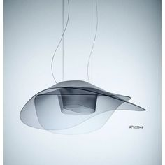 From Prodeez Product Design: Fly Fly by Ludovica and Roberto Palomba for Foscarini. #furniture #light #creative #design #ideas #designer #ludovicapalomba #robertpalomba #interior #interiordesign #product #productdesign #instadesign #furnituredesign #prodeez #industrialdesign #architecture #style #art