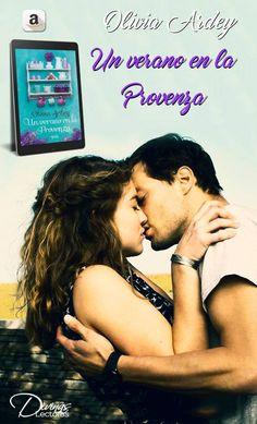 UN VERANO EN LA PROVENZA. Romance spanish edition. Paul & Monique fan-art