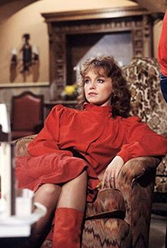 Join. happens. pamela sue martin lady in red