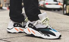c0bf441290c adidas Yeezy Boost 700 Wave Runner Sneaker Restocks (Detailed Look + Where  to Find). New SneakersAir ...