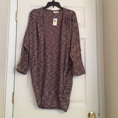 Cocoon Cardigan BRAND NEW WITH TAG. Never been worn. Pair it with a white tee and skinny jeans. Freshman Forever Sweaters Cardigans