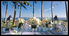 Table Setting    http://bali-wedding-photo-blog.com/2011/06/beach-front-wedding-photography-bali/#
