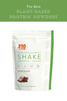 These are the best plant based protein powders for women who are looking to lose weight or add more protein to their diet. #macros #proteinshake #veganproteinshake Whey Protein Shakes, Protein Blend, Meal Prep For Beginners, Diets For Beginners, Macro Meal Plan, Protein Powder For Women, Meal Replacement Drinks, Macros Diet, Plant Based Protein Powder