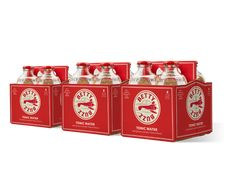 Tonic Water, Non Alcoholic, Brand Packaging, Bottle Packaging, Packaging Design, Hooch, Beverages, Blake Lively, Venus