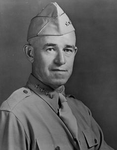 General Omar Bradley. Five-star General who commanded troops in major campaigns in North Africa and Europe. He was the leading American general at the Battle of the Bulge, the last desperate attempt by Germany to repel the Allied invasion. After the war, a leading figure in implementing the G.I. Bill.