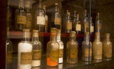 CICLOS. Tarros de conservación de plantas medicinales utilizados durante la edad media. História de Farmacia. Técnicos en Farmacia.