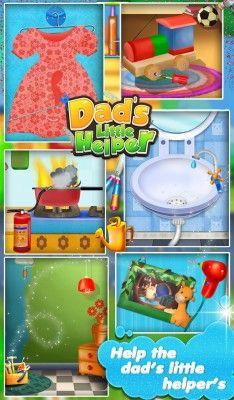 Dad's Little Helper at #AppBajar for #AppBajarian Awesome Game app for your kids.  https://www.appbajar.com/en/app/com.gameiva.dadlittlehelper?id=432