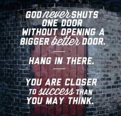 God is on your team.  God will make you win. #passion #desire #motivation #quote
