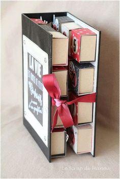 Adventskalender im Buch - Weihnachten