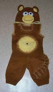 örgü erkek bebek ceket modeli kahverengi ile ilgili görsel sonucu