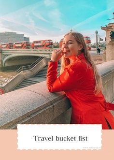 Travel bucket list – Natizavdl Bucket, Formal Dresses, Travel, Fashion, Moda, Formal Gowns, Buckets, Viajes, Fasion