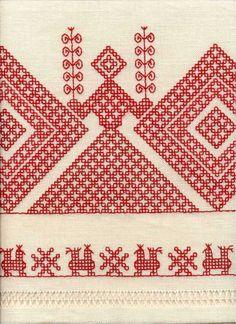 Keskellä oleva naishahmo on perinteen mukaisesti kädet kohotettuna ylöspäin siunaavassa asennossa
