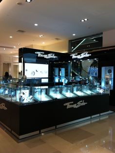 THOMAS SABO shop-in-shop opening in Taipei.