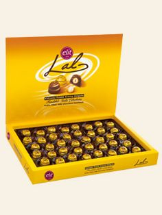 Lal Fındık Krema Dolgulu Fındıklı Sütlü Çikolata #chocolate #elitcikolata #elit #cikolata
