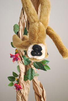 Jungle Monkey Party Decoration