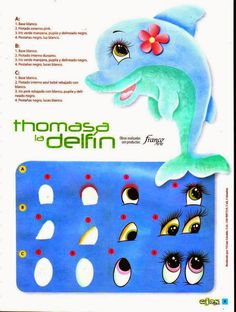 Como dibujar ojos a las manualidades Tole Painting, Painting Tips, Fabric Painting, Painting & Drawing, Drawing Cartoon Faces, Cartoon Eyes, Doll Eyes, Doll Face, Clay Pot Crafts