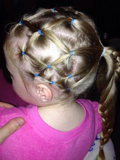 Twisted braid Twisted Braid, Braids, Hairstyles, Inspiration, Beauty, Ideas, Haircut Designs, Biblical Inspiration, Beleza