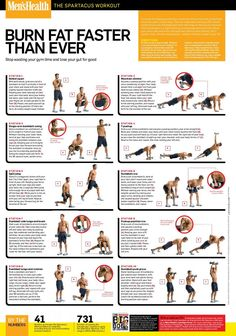 Spartacus mens health workout by Alex Morais - issuu More