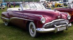 Buick Convertible 1949 - Buick Roadmaster - Wikipedia, the free encyclopedia