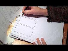 CAPI::: Assignment 3 Pt 2 Raw Sketchbook ::: Form Composition ( Create Art Portfolio Ideas) - YouTube