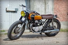 Solow's CB350