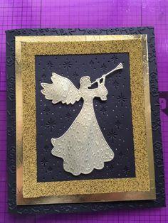 Religious Christmas Cards, Christmas Card Crafts, Christmas 2017, Christmas Ideas, Sue Wilson, Cricut Explore Air, Fall Cards, Card Making, Creative