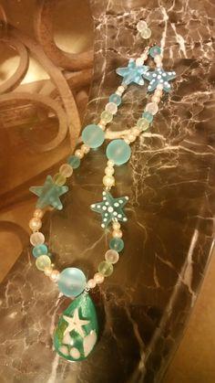 Starfish,  handmade by me