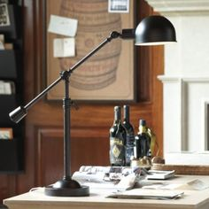 "this lamp could be cool as a ""floor lamp"" for the bean bag chair it can be a table lamp next to a regular sized chair and could be a good desk lamp for homework in the future. (could also go on the dresser )"