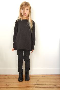 I would absolutely wear this outfit and would love to put my daughter in it if only she would wear something other than pink! (tuss at d'arthur a zoe | elin tunic)
