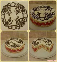 Картинки по запросу как сделать шоколад и на ней написать поздравление Cake, Desserts, Food, Tailgate Desserts, Pie, Kuchen, Dessert, Cakes, Postres