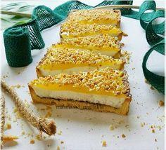 Portakallı Tart - Pratik Tatlı Tarifleri Sweet Cookies, Tiramisu, Tart, French Toast, Cheesecake, Deserts, Pie, Sweets, Breakfast