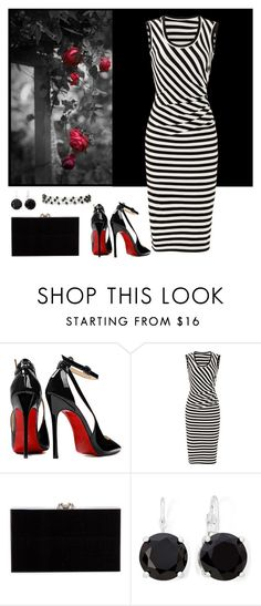 Untitled #939 by gallant81 on Polyvore featuring Nicole Miller, Posh Girl, Charlotte Olympia and Monet