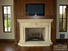 Fireplace Treatment