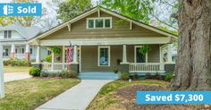 Congrats to the homeowners at 692 Glenwood in Grant Park for closing their sale (and saving $7,300 in the process) Atlanta Zoo, Grant Park, Park City, The Neighbourhood, Shed, Old Things, Real Estate, Outdoor Structures, Outdoor Decor