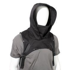 Crisiswear Wasteland Cowl with Hood.