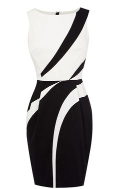 Discover women's clothing for work, weekend or special occasions. Shop Karen Millen's new collection of dresses, coats and tailoring for women now. Simple Dresses, Cute Dresses, Mini Dresses, Classy Outfits, Beautiful Outfits, Occasion Maxi Dresses, Colorblock Dress, Karen Millen, Work Attire