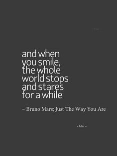 Short music quotes more quotes love quotes life quotes live life Bruno Mars Songs Lyrics, Song Lyric Quotes, Love Songs Lyrics, Music Lyrics, Music Quotes, Bruno Mars Quotes, Quotes Quotes, Lyric Art, Wisdom Quotes