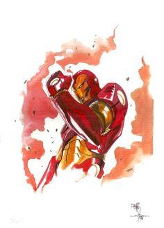 Iron Man - Gabriele Dell'Otto