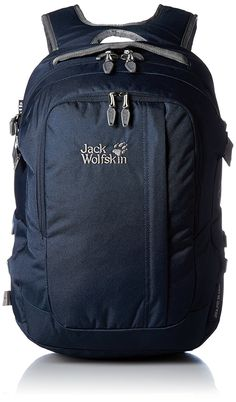 Jack Wolfskin Jack.Pot De Luxe Rucksack, Night Blue, 32 L *** Details can be found by clicking on the image. (This is an Amazon Affiliate link)