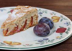 Slivkový koláč s kokosom, recept | Naničmama.sk