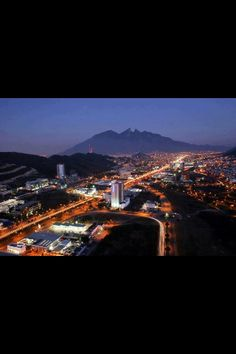 Monterrey!