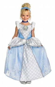 Dance the night away in this girls Prestige Cinderella costume dress! The Disney princess costume for girls is just one of our child Cinderella costumes. Complete your Halloween with this licensed Disney costume. Dress Up Outfits, Dress Up Costumes, Disney Costumes, Girl Costumes, Girl Outfits, Clown Costumes, Costume Ideas, Princess Costumes For Girls, Cinderella Halloween Costume