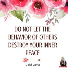 Nothing and no one  can disturb you unless you allow it. Choose your reactions wisely💖☀️✨#perspective #innerpeace