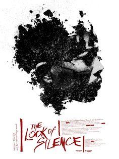 The Look of Silence, Joshua Oppenheimer, 2014 [Mondo Poster]