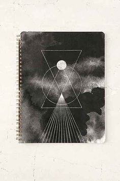 #UOonCampus #UOContest Mystic Dye Notebook - Urban Outfitters