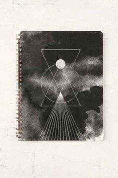 Mystic Dye Notebook