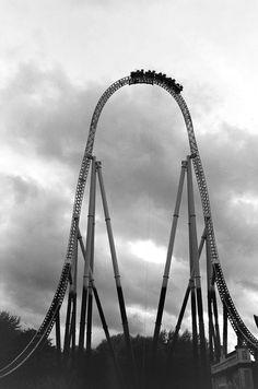 Roller coaster #rides #rollercoaster #amusement