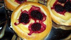 Citromos-szedres sütemény