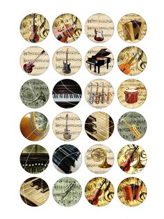 Image result for  collage sheets music